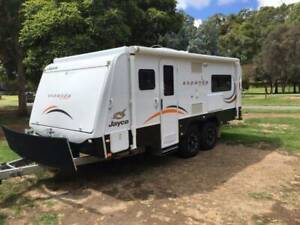 Jayco Expander 17.52.2 Outback 2013 - perfect family van