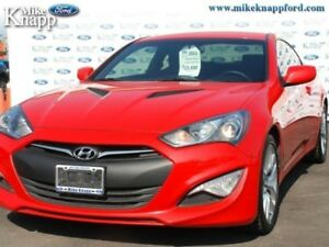 2013 Hyundai Genesis Coupe 2.0T  - Power Windows