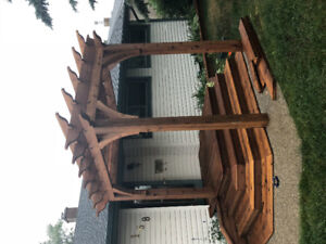 Quality cedar products at a great price!