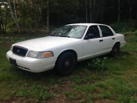 2 Crown Victoria's - $2100 EACH TAX INCLUDED DRIVE AWAY TODAY!