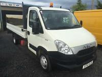 Iveco Daily 3.0TD 2012 12 Reg 35C15 LWB 14 foot + tail lift