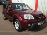 Nissan X-Trail 2.2Di Sport GREAT 4X4 GOOD MPG