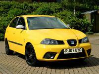 2007 07 Seat Ibiza 1.9 TDI FR 5dr WITH FULL SERVICE HISTORY+130 BHP