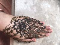 Mehndi/Henna artist