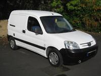 2005 PEUGEOT PARTNER 800 LX 2.0 HDi Diesel Van