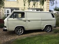 VW T25 camper van tin top 1.9 Turbo Diesel Panel van