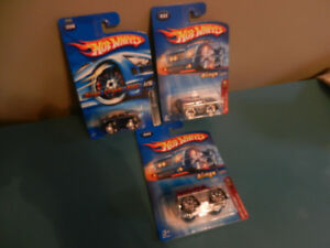 Hot Wheels Blings Lot of 3 Mercedes,Bronco,300