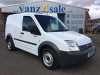 2009 - Ford Transit Connect 1.8TDCi ( 75PS ) Euro IV T200 SWB L