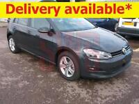 2017 Volkswagen Golf Match edition 1.6 TDi DSG (81KW/110PS) DAMAGED ON DELIVERY