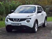 Nissan Juke Visia 1.5 dCi 5dr DIESEL MANUAL 2013/63