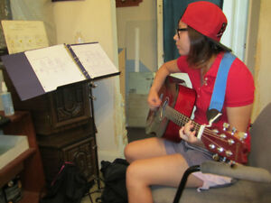 Guitar Lessons For Beginners - $40.00 for 2 Hrs. $30.00 for 1 Hr