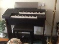 Yamaha Electone EL-15 Organ