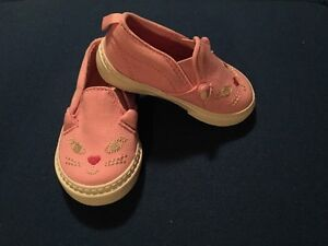 Size 5 toddler cat shoes
