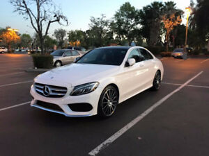 SAVE 20K - 2016 Mercedes-Benz C-300 - Sedan ONLY 13K down