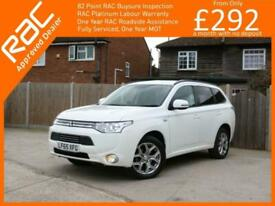 Mitsubishi Outlander PHEV GX4HS non runner (engine problems) ono