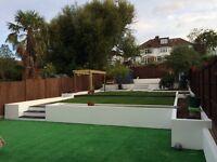 Garden Landscaping, Fencing, Paving