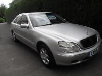 Mercedes-Benz S280 2.8 auto, S280, Silver,