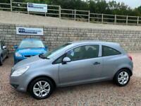2008 Vauxhall Corsa 1.2i 16V Breeze 3dr only 47000 miles fsh HATCHBACK Petrol M