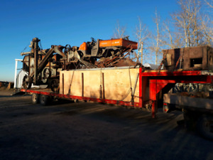 Paid scrap metal removal