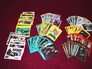 Misc 80's/90's Collector Cards, Ghostbusters, Ninja Turtles,etc.