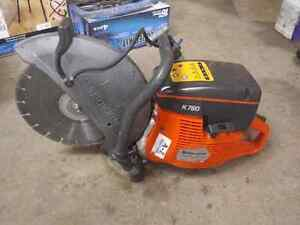 K 760 concrete saw