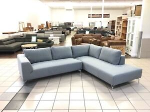 FLYNN FABRIC CORNER LOUNGE Logan Central Logan Area Preview