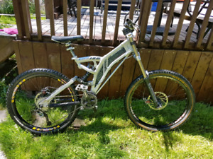 Norco shore vps full suspension