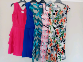 Women's dresses and shoes bundle