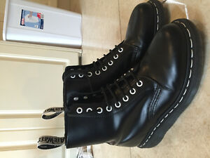 Dr. Martens Black Boots for sale