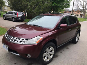 2007 Nissan Murano Nice and clean SUV, Crossover