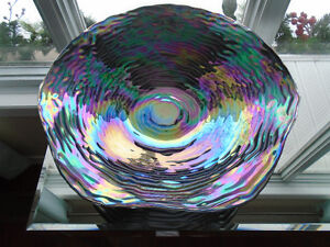 GORGEOUS HUGE HOMESENSE ACCENT BOWL *** CAN DELIVER
