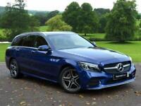 2019 Mercedes-Benz C CLASS ESTATE C200 AMG Line Premium Plus 5dr 9G-Tronic Auto