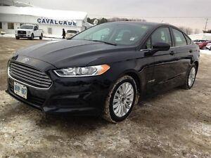 2016 Ford Fusion HEV S