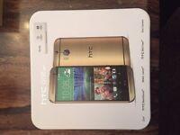 New HTC ONE M8 (unlocked) 16 GB with warranty