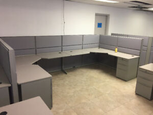 Teknion Workstations/Cubicles FOR SALE! Any Size/Height/Colour