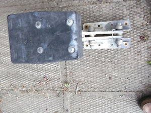 Outboard Motor Bracket by Spar, Up to 20 H.P.