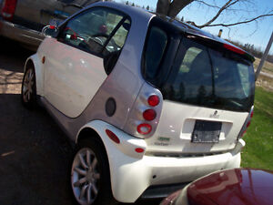 Trade Smart car for a Intruder/great car for engine swap/