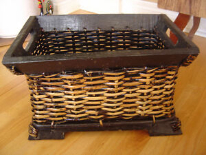 Brand new with tags set of 2 nesting baskets decorative storage London Ontario image 1