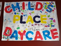 Childcare opening close to r.v.h