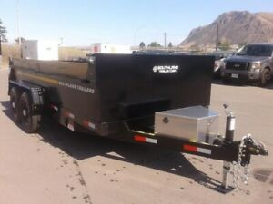 2020 Southland Commercial Dump Series SL280 14 Ft Tag