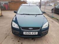 2006 FORD FOCUS 1.6 Sport 5dr Auto