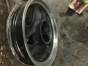Honda Interceptor 1000 VF1000 rear wheel rear rim 18 in