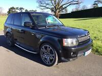 Land Rover Range Rover Sport 3.0TD V6 auto 2011MY HSE ONLY 65K FSH STUNNING !