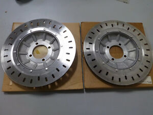 BMW K-series front brake rotors