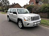 2009 Jeep Patriot 2.0 CRD Sport ONLY 70K