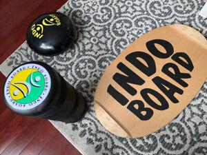 Indo board (planche d'équilibre)