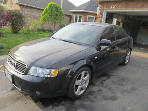 2004 Audi A4 1.8L Turbo AWD Sedan