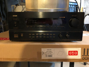 Denon AVR-3600 Surround Sound Receiver