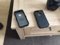 iPhone 5s otter box defender case