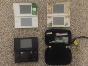 Three DS and Case